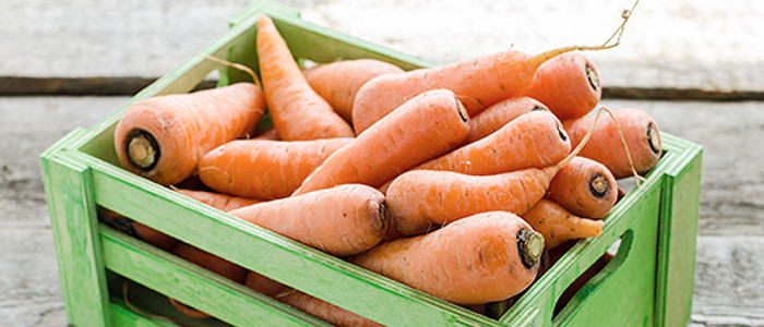 Box of Carrots
